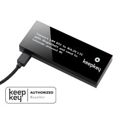 keepKey Bitcoin Wallet